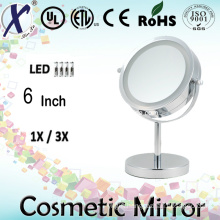 6′′ Free Standing Bathroom Mirror